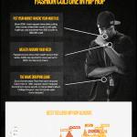 Hip Hop market segmentation