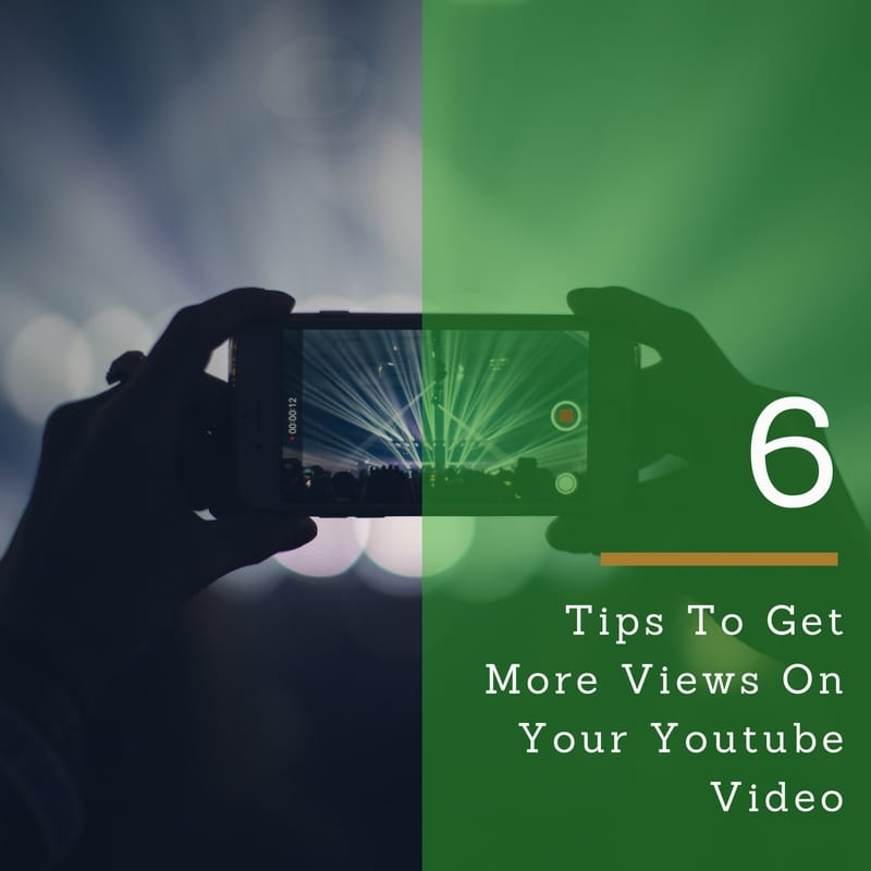 Music Video Blog Submission: 6 Tips to get more views on your Youtube video