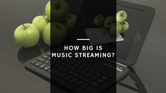 Digital music streaming: How big is the streaming market, really?