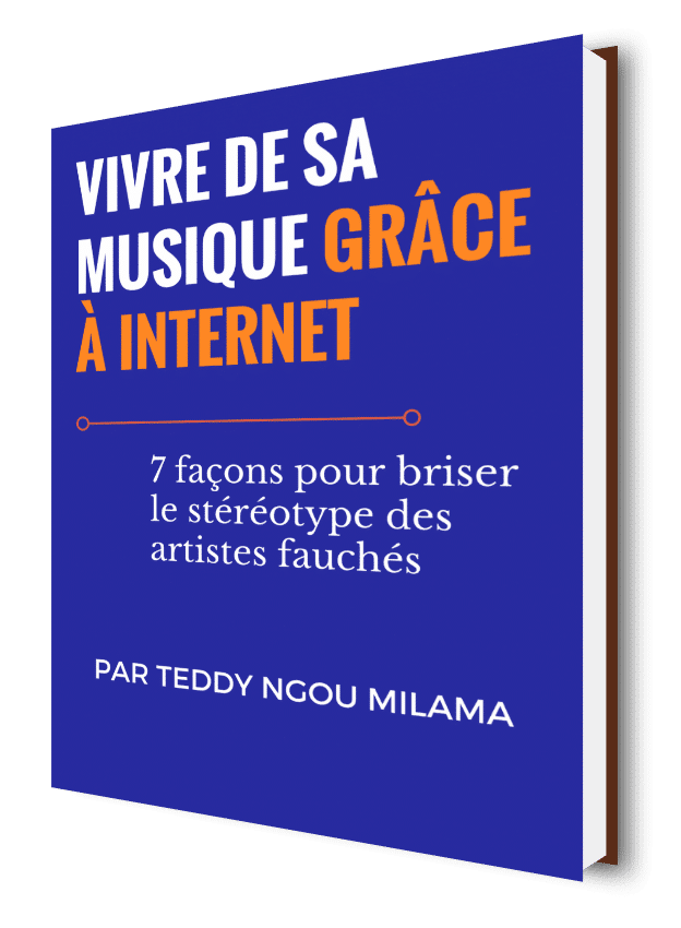 Fan Acquisition Expert, Teddy Ngou Milama Publishes Book: Make a Living Selling Your Music Online