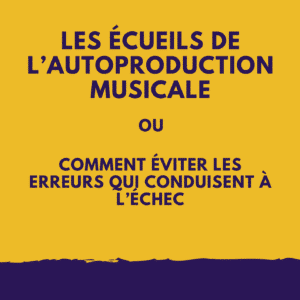 autoproduction musicale